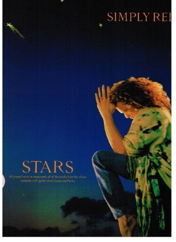 9780711928954: Simply Red: Stars (full piano/vocal arrangements with guitar chords and lyrics)