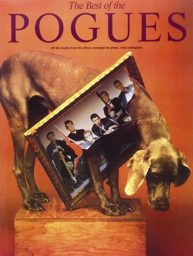 9780711929029: The Best of the Pogues (Piano Vocal Guitar)