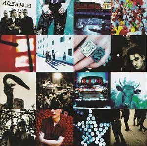 9780711929128: U2 -- Achtung Baby Songbook: Guitar Lead Line