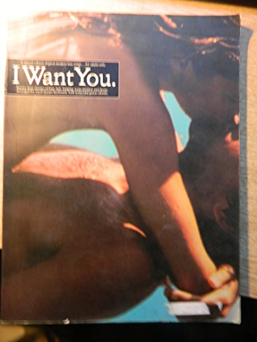 I want you: A special edition of