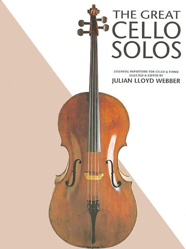 9780711929982: The Great Cello Solos
