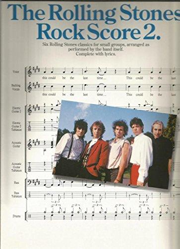 9780711930117: THE ROLLING STONES ROCK SCORE 2
