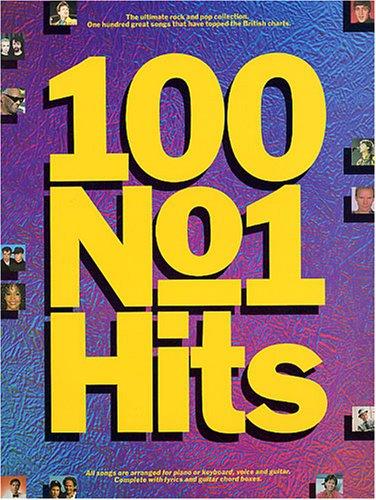 9780711930469: 100 No.1 Hits (Pvg)