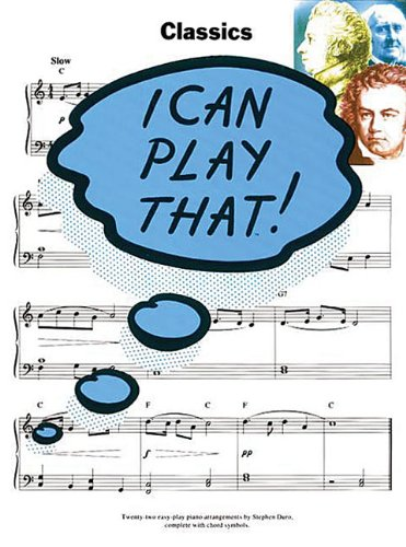 9780711930889: I Can Play That!: Classics