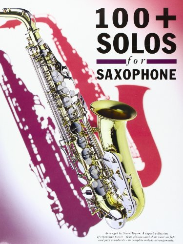 9780711931053: 100 Solos for Saxophone