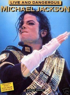 9780711931251: Michael Jackson: Live and Dangerous