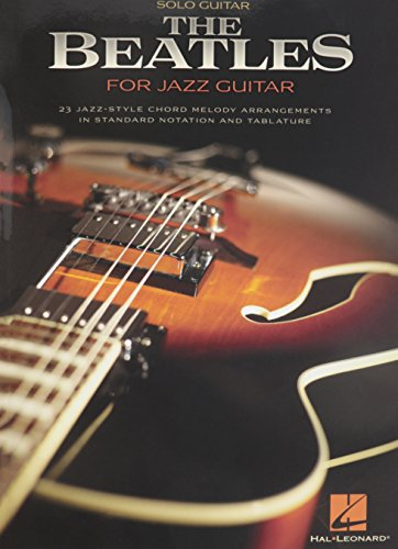 9780711931558: The Beatles for Jazz Guitar: Solo Guitar