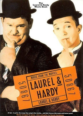 9780711931572: The Laurel and Hardy Music Book