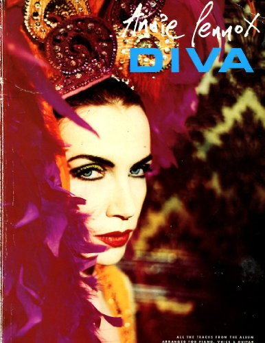 9780711931633: Diva - Annie Lennox [all the tracks from the album arranged for piano, voice & guitar]
