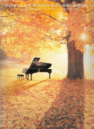 9780711931862: Popular piano solos