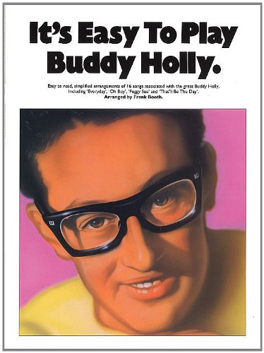 It's Easy To Play Buddy Holly (Piano: Holly, Buddy (Artist);