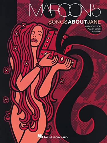 9780711932074: Maroon 5 - Songs About Jane (Pvg) (Piano, Voice & Guitar)