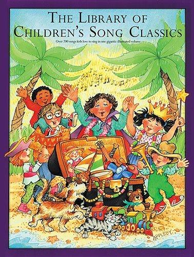 9780711932357: The Library Of Children's Song Classics