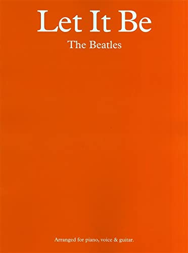 The Beatles: Let It Be - PVG: Beatles, The (Artist);