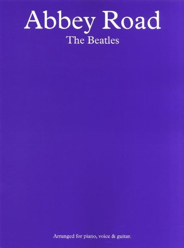 The Beatles: Abbey Road (Piano and Voice,: Beatles, The (Artist);