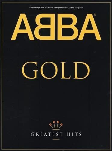 9780711932784: ABBA Gold Greatest Hits PVG: Songbuch f�r Klavier, Gesang und Gitarre (Music)