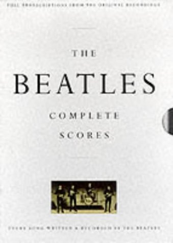9780711932937: Partition : Beatles Complete Score