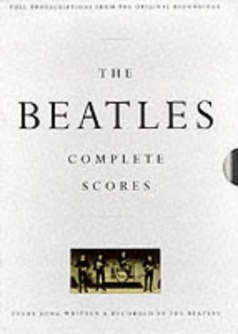 9780711932937: Beatles Complete Score