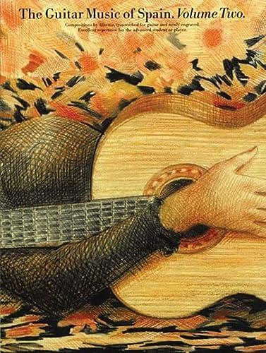 9780711933040: The Guitar Music of Spain - Volume 2 (Classical Guitar)
