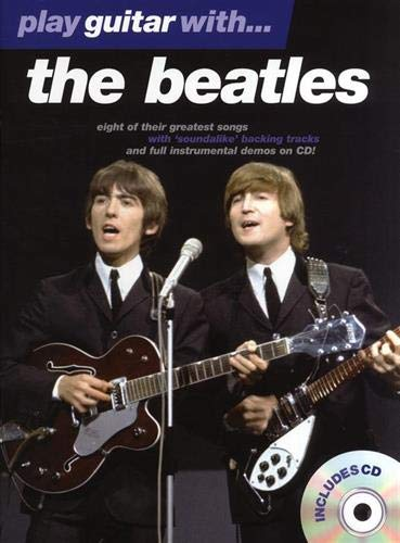 9780711933095: Play Guitar with the - Beatles