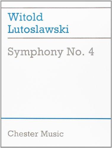 9780711933217: Symphony no. 4 - score