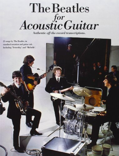9780711933316: The Beatles for Acoustic Guitar: Guitar Recorded Versions