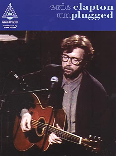 9780711933910: Eric Clapton: Unplugged (Guitar Recorded Versions)