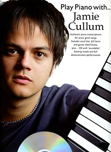 9780711934252: Play Piano with... Jamie Cullum