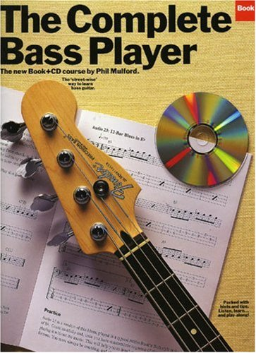 9780711934412: The Complete Bass Player Book 2 Bass Guitar Tab Book/Cd