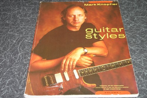9780711934504: Official Mark Knopfler Guitar Styles: Vol 1