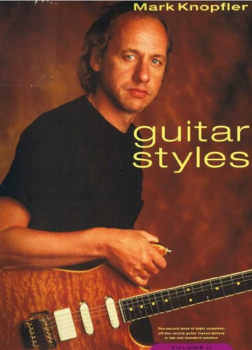 9780711934993: Official Mark Knopfler Guitar Styles: Vol 2