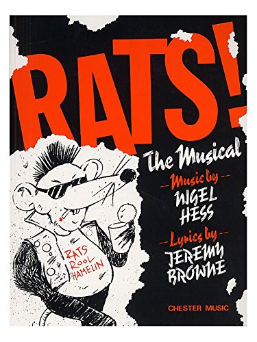 9780711935143: Nigel Hess: Rats! the Musical (Vocal Score)
