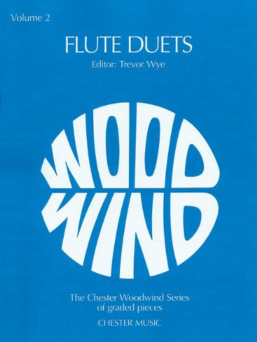 9780711935563: Flute Duets Volume 2 (Chester Woodwind Series of Graded Pieces)