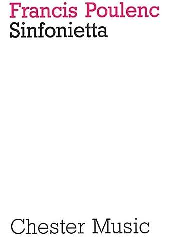 9780711935686: Sinfonietta