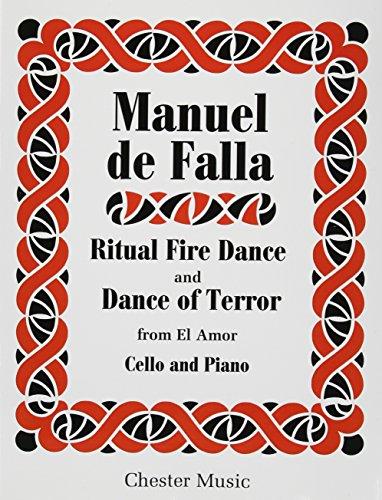 9780711935747: FALLA DANCE OF TERROR AND RITUAL FIRE DANCE FROM EL AMOR BRUJO VLC/P