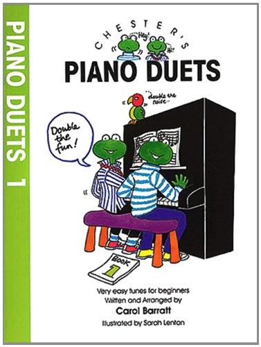 CHESTER'S PIANO DUETS VOLUME 1 (9780711935778) by [???]