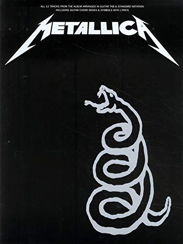 9780711936256: Metallica: The Lack Album (Tab)