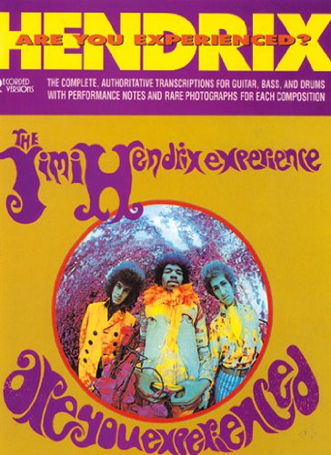 9780711936546: Jimi Hendrix: Are You Experienced (Band Score)