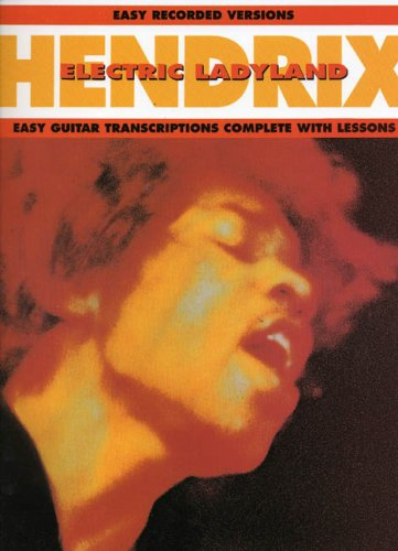 9780711936584: Jimi Hendrix: Electric Ladyland (Easy Guitar Recorded Versions)