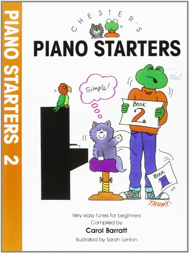 9780711936676: Chester's Piano Starters: v. 2