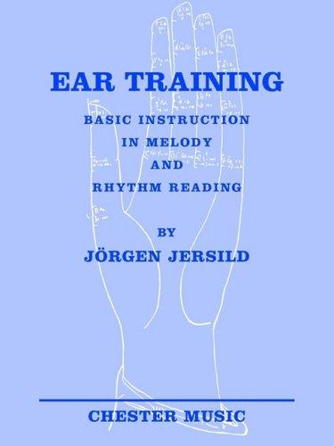 9780711936720: Jersild Ear Training Basic Instruction M