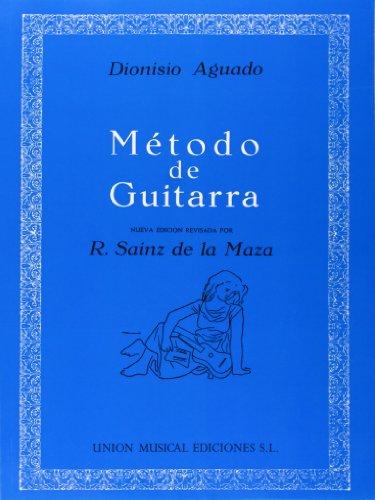 9780711936867: Dionisio Aguado: Metodo De Guitarra