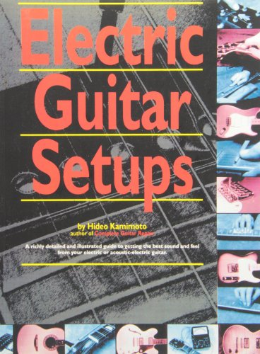 9780711937109: Electric Guitar Setups