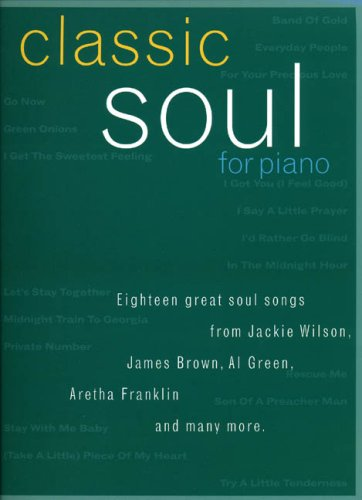9780711937147: Classic Soul for Piano