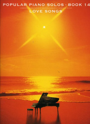 9780711937352: Popular Piano Solos Love Songs