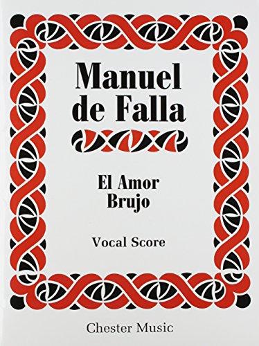 9780711937895: Manuel de Falla: El Amor Brujo