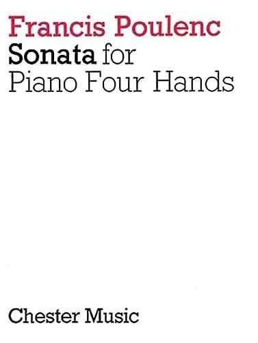 Francis Poulenc: Sonata for Piano, Four Hands