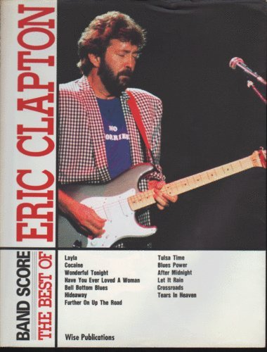 The Best of Eric Clapton Band Score: Eric Clapton