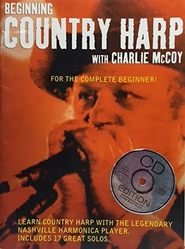 9780711938328: Beginning Country Harp With Charlie McCoy