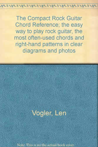 9780711938496: The Compact Guitar Chord Reference